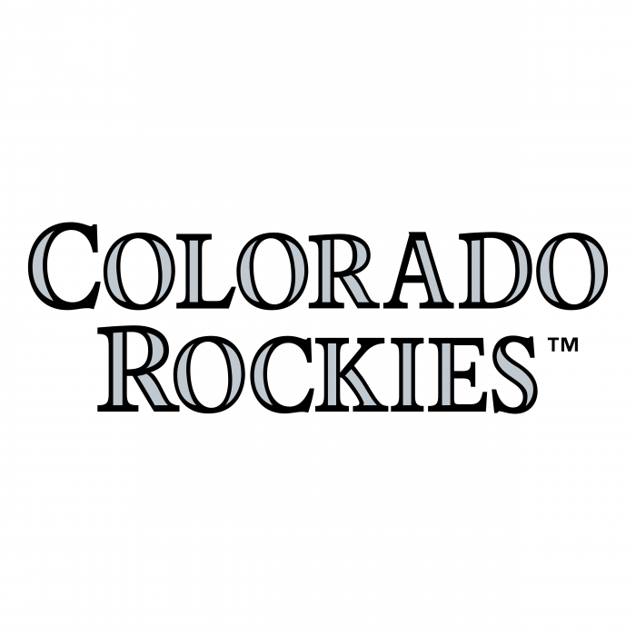 Colorado Rockies logo tm