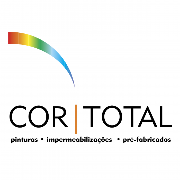 Cor Total logo colour
