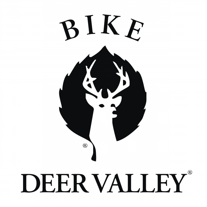 Deer Valley logo bike