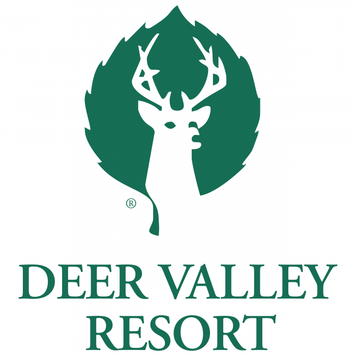 Deer Valley logo resort
