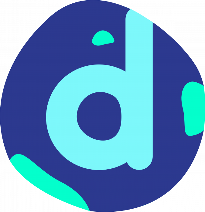 District0x logo coin