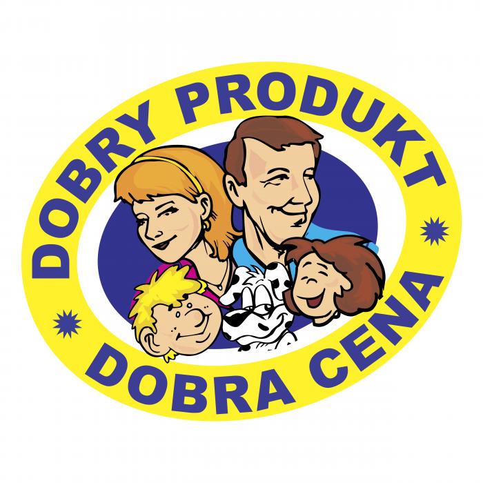 Dobry Produkt Dobra Cena logo food