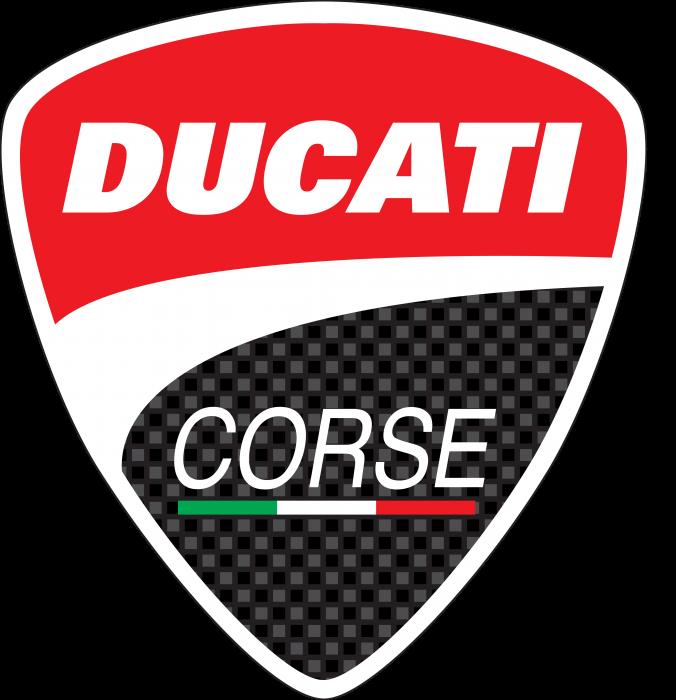 Ducati corsw logo red