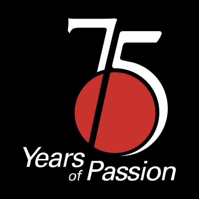 Ducati logo 75