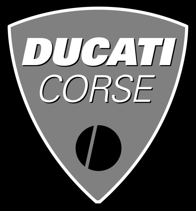 Ducati logo corse