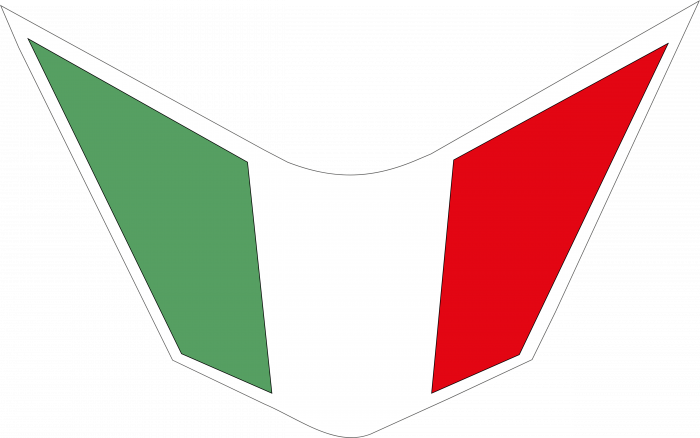 Ducati logo flag