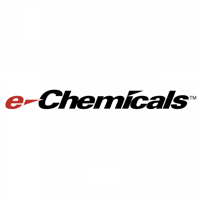 E Chemicals logo black