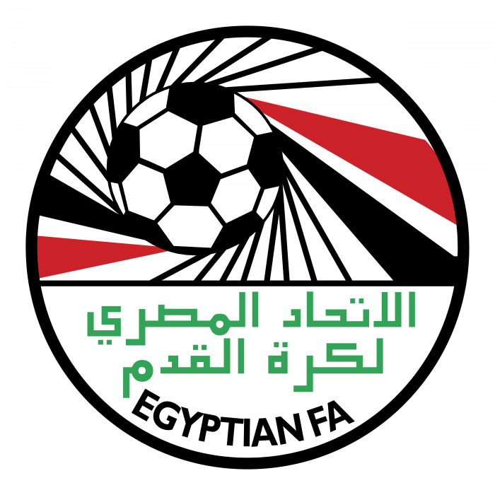 Egyptian Football Association logo cercle