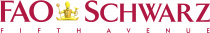 FAO Schwarz logo red