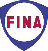 Fina logo blue