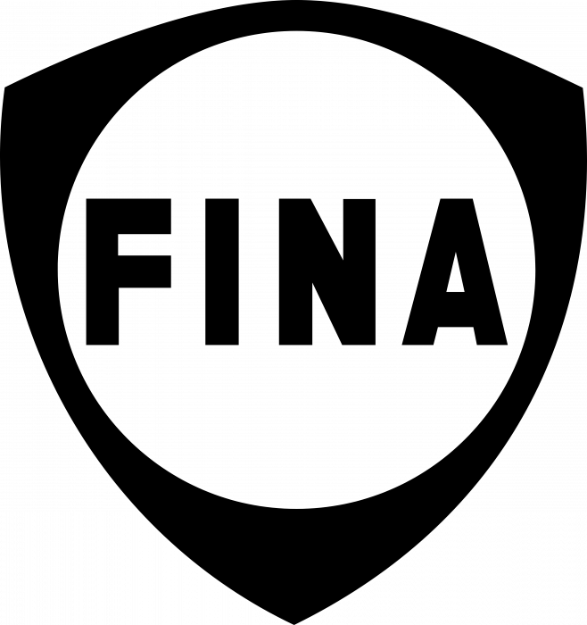 Fina logo petroleum
