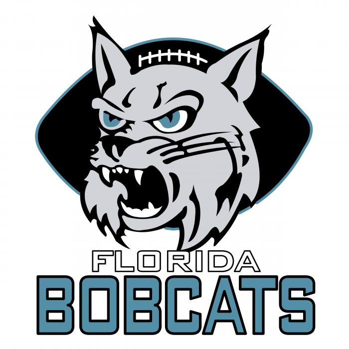 Florida Bobcats logo green