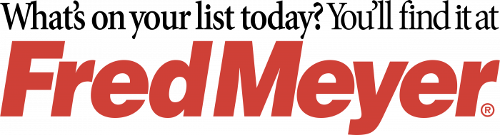 Fred Meyer logo red