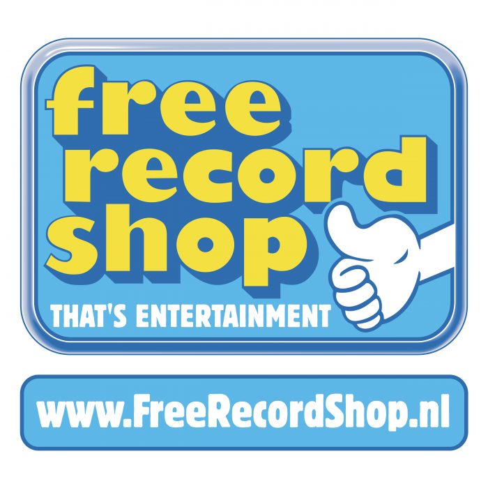 Free Record Shop logo site