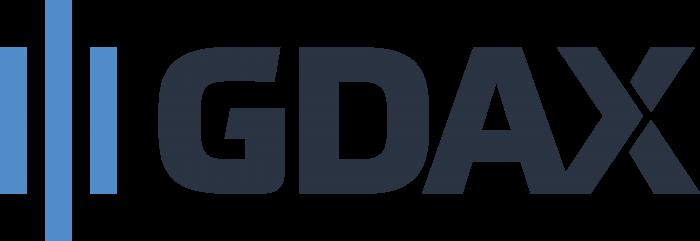 GDAX logo coin