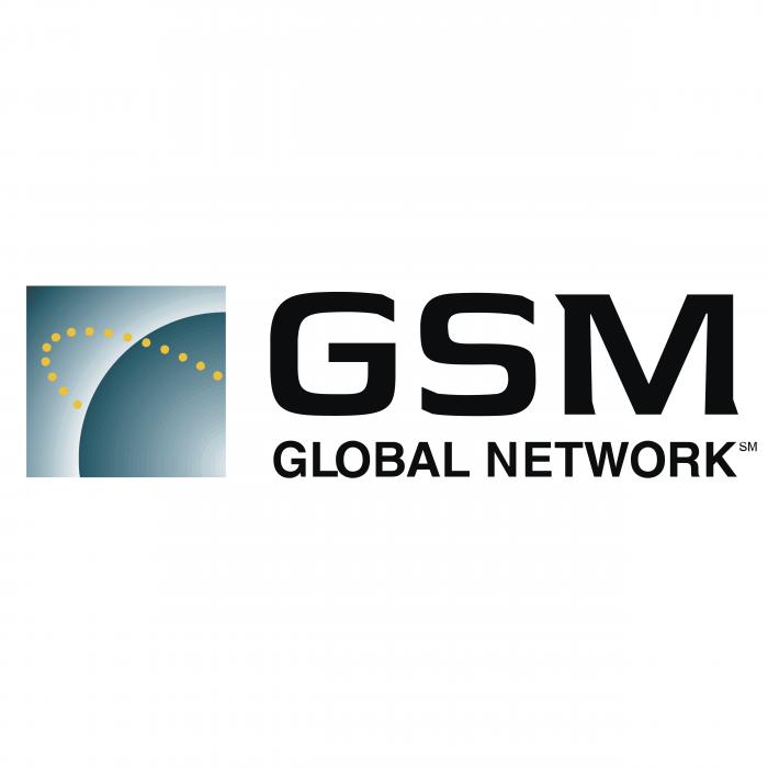 GSM logo network