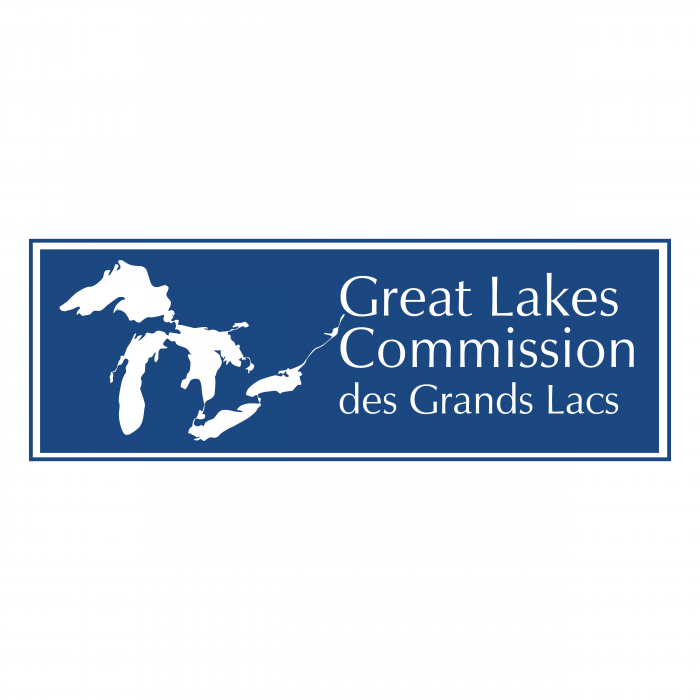 Great Lakes logo blue