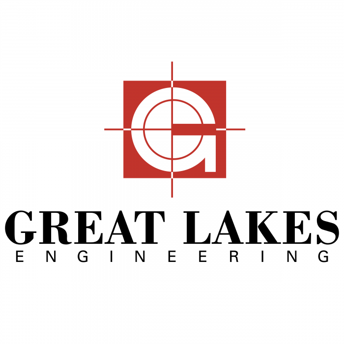 Great Lakes logo red