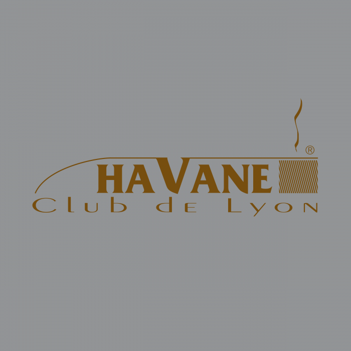 Havane Club de Lyon logo grey