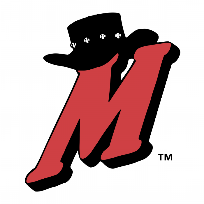 High Desert Mavericks logo M