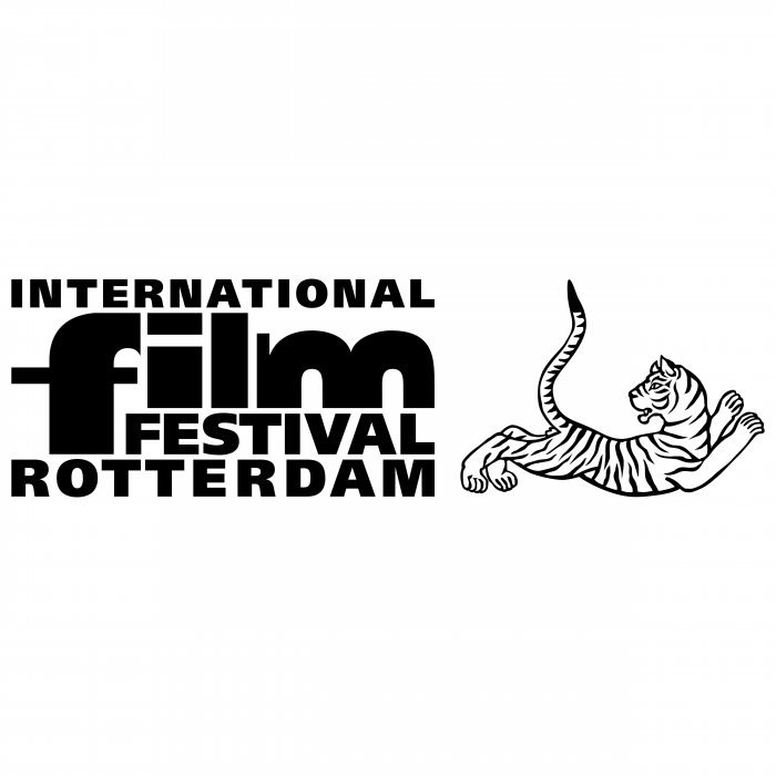 International Film Festival Rotterdam logo black