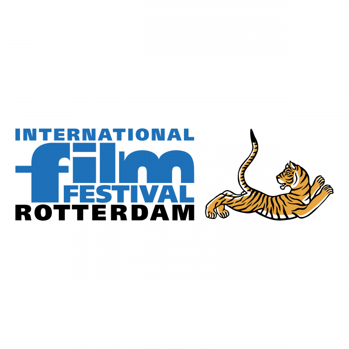 International Film Festival Rotterdam logo blue