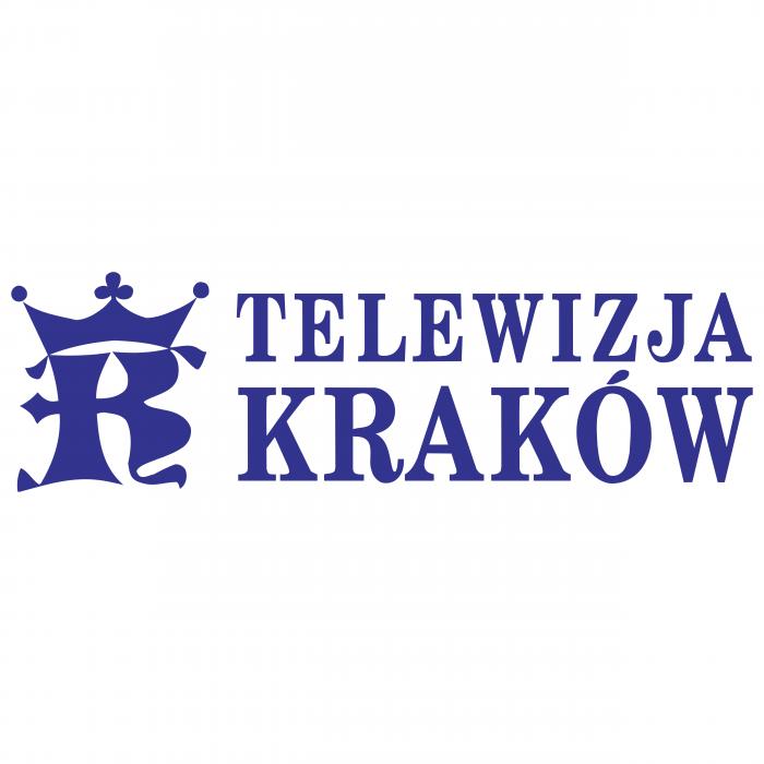 Krakow TV logo blue
