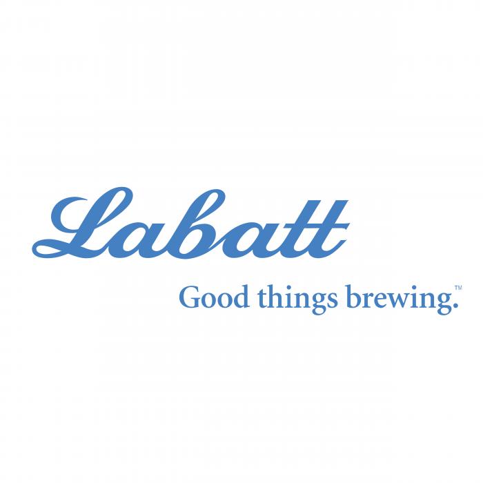 Labatt logo blue