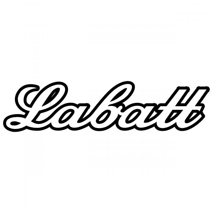 Labatt logo white