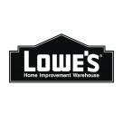 Lowe's logo black