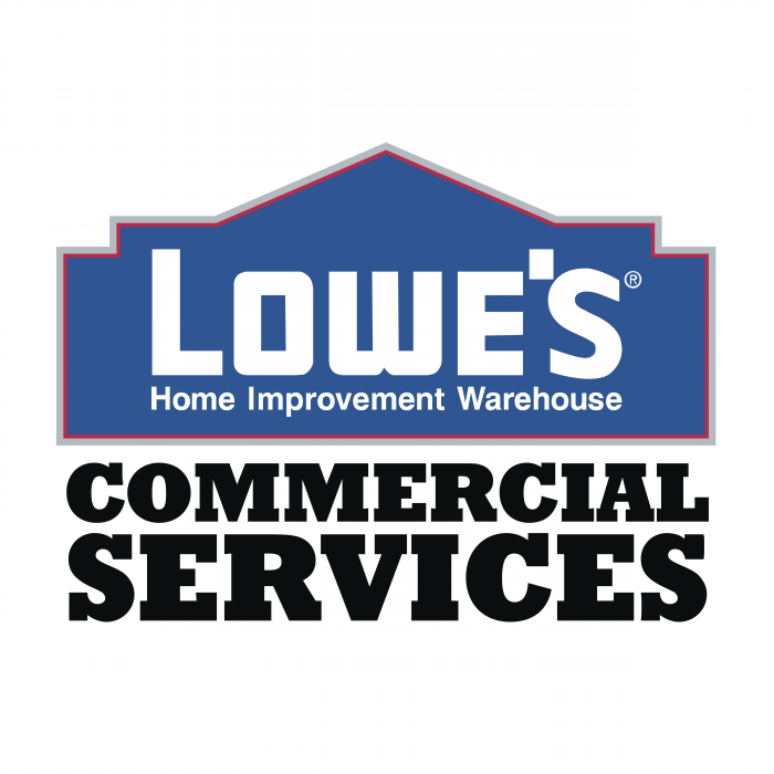 Lowe's logo services