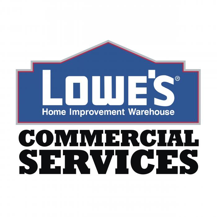 Lowe's logo services