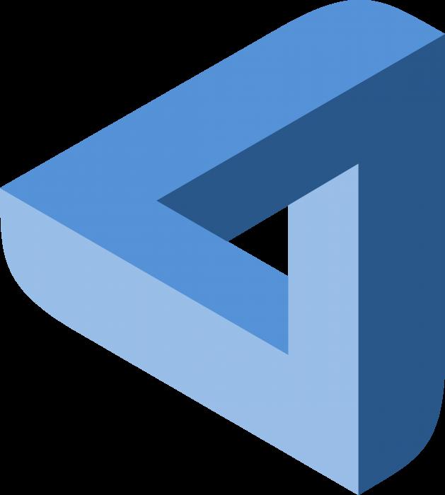 Maidsafecoin Maid logo blue