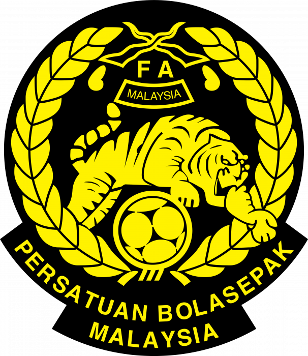 Malaysia Football Association logo yellow