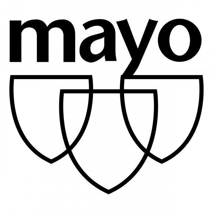 Mayo logo black