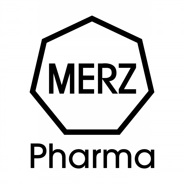 Merz Pharma logo black