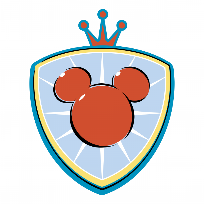 Mickey Mouse logo crown1