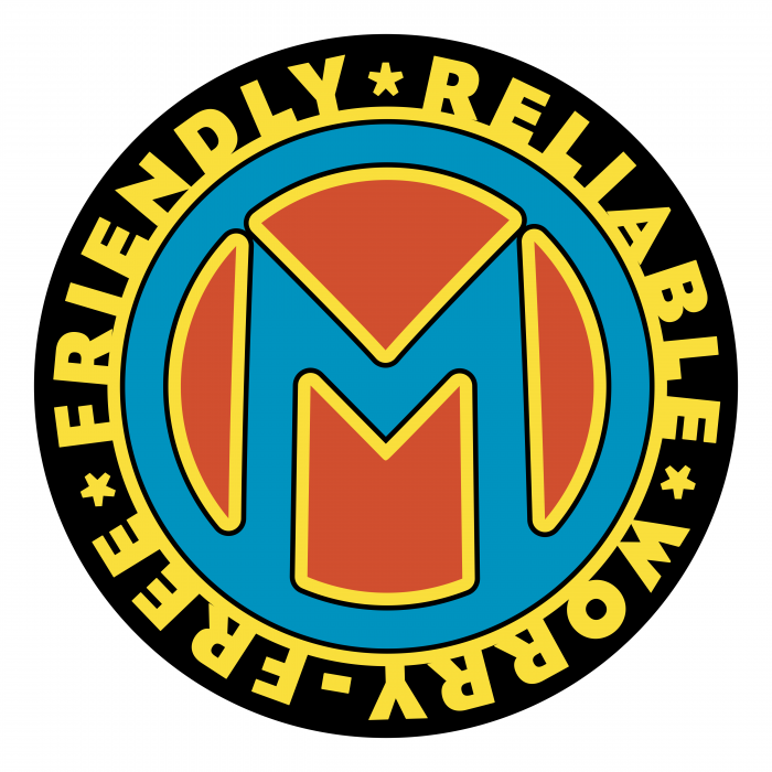Mickey Mouse logo friendly