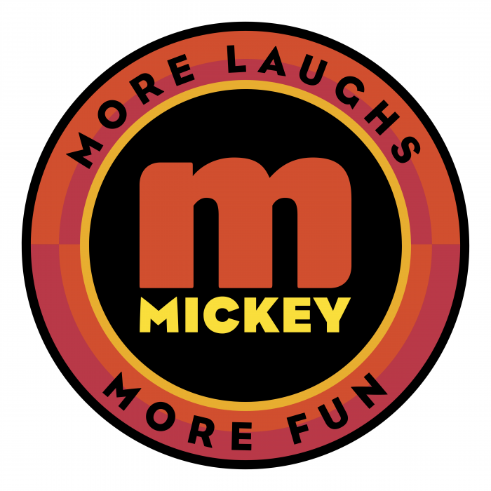 Mickey Mouse logo m