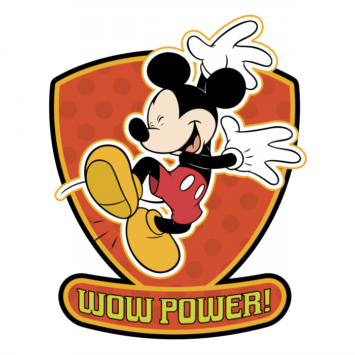 Mickey Mouse logo power1