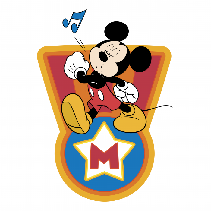 Mickey Mouse logo sing