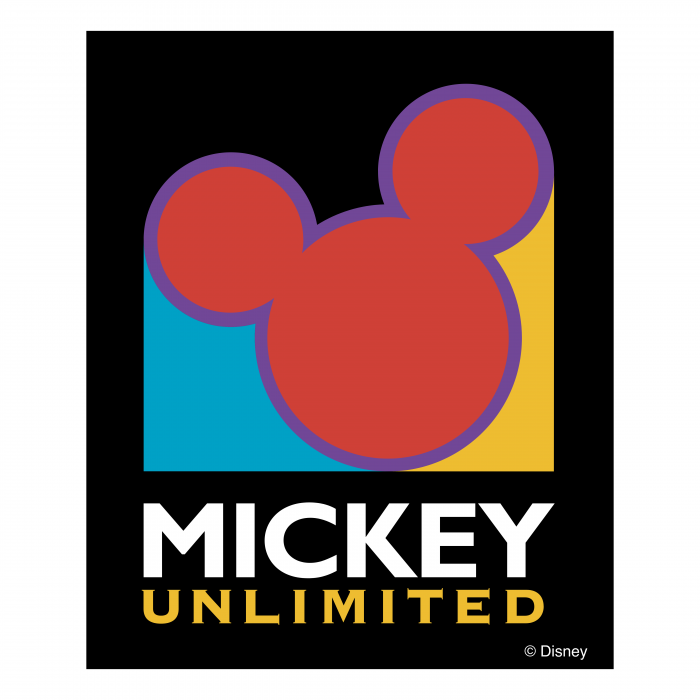 Mickey Mouse logo unlimited