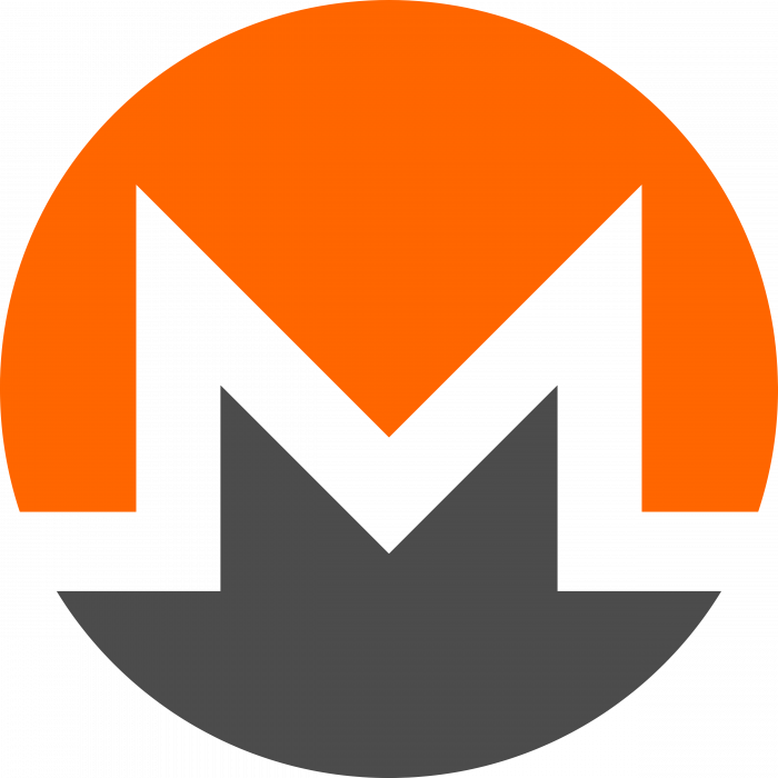 Monero logo colour