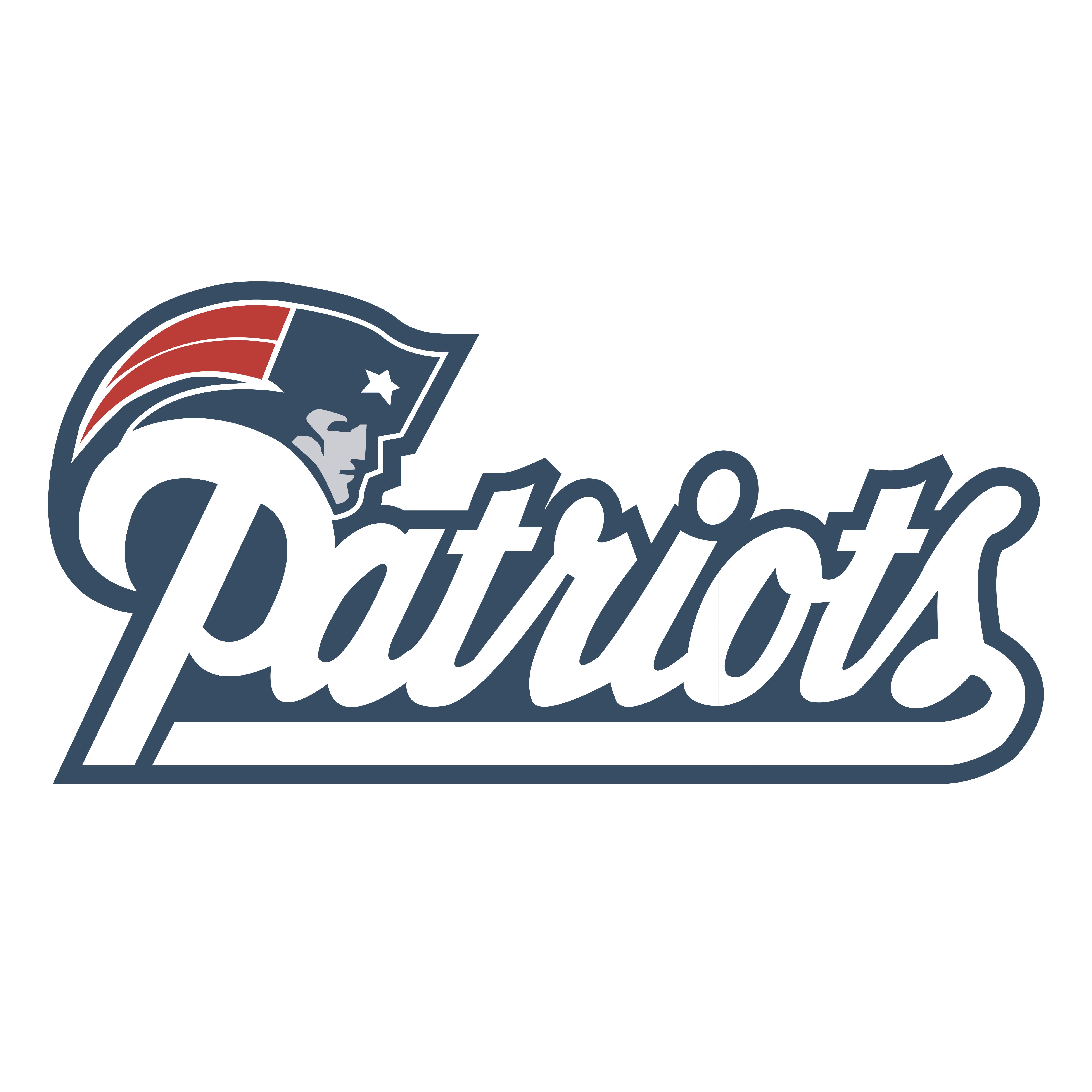 New England Patriots Logos Download