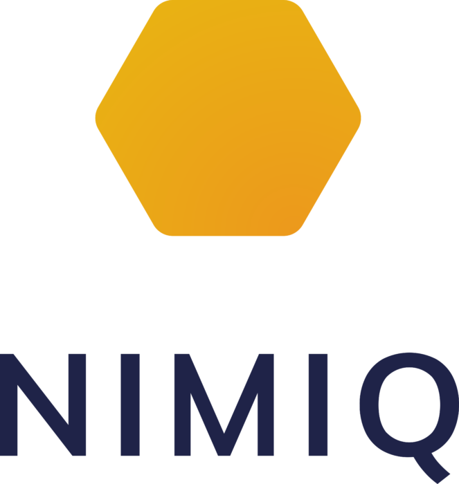 Nimiq Logo vertically