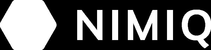 Nimiq Logo white horizontally
