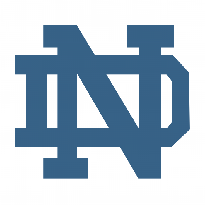 Notre Dame Fighting Irish logo sport