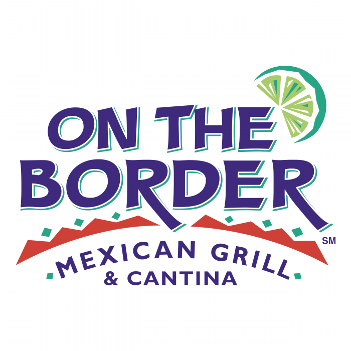 On The Border logo grill