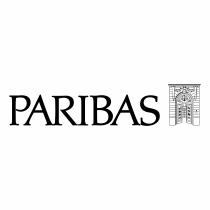 Paribas logo black