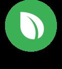 Peercoin Logo vertically